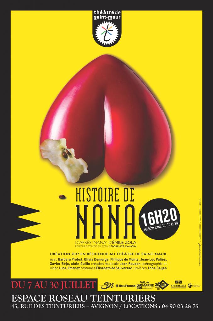 Histoire de Nana Avignon recto